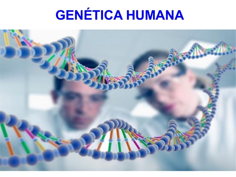 definicion de la genetica en las personas