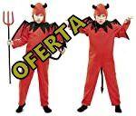 Disfraces de diablo para niños